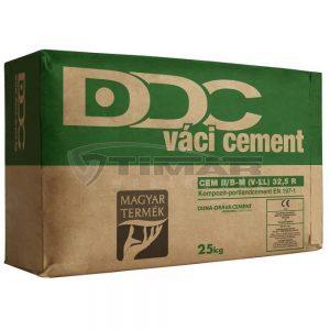 zsákos cement