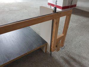 EPS vágóasztal