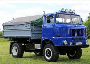 IFA teherautó