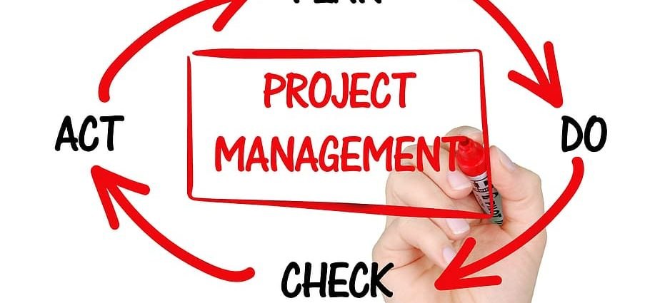 Építőipari projektmenedzser