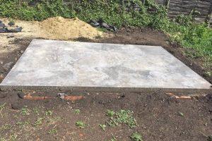 mobilgarazsbolt.hu betonalap alapozas elokeszitese mobilgarazs 2